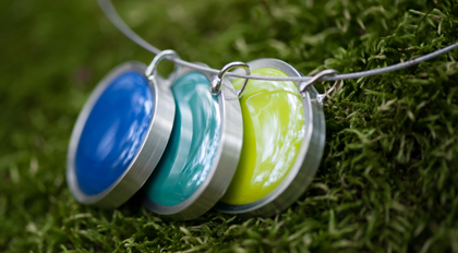 glass pendants by swanson glass